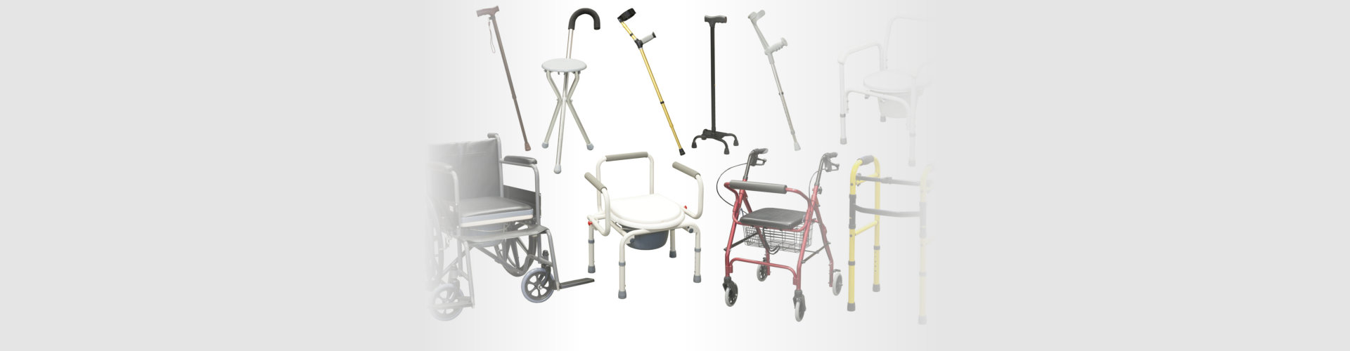 different types of medical equipment